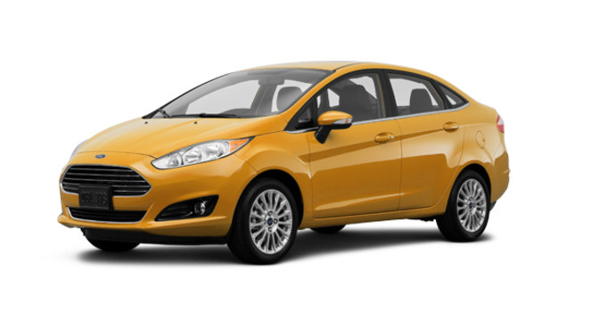 2016 Ford Fiesta TITANIUM SEDAN | Photo 6 | Electric Spice