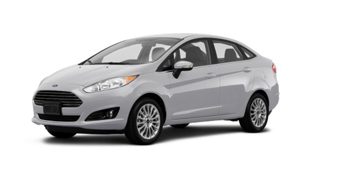 2016 Ford Fiesta TITANIUM SEDAN | Photo 6 | Ingot Silver