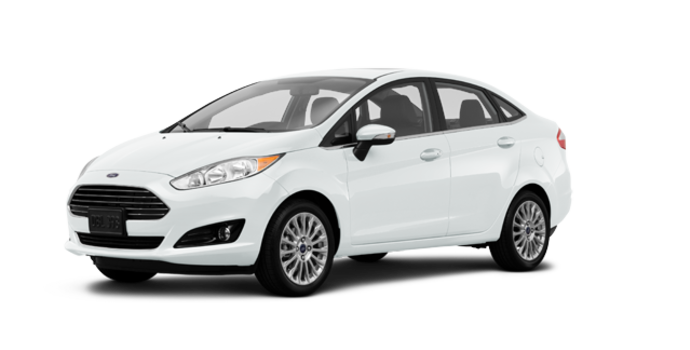 2016 Ford Fiesta TITANIUM SEDAN | Photo 6 | White Platinum
