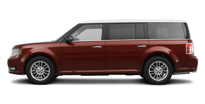 2016 Ford Flex SEL | Photo 4 | Bronze Fire