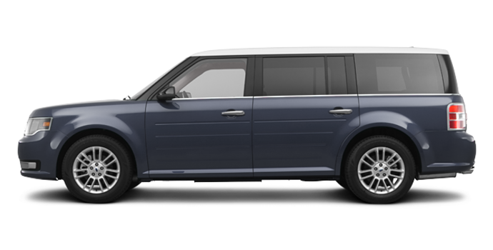2016 Ford Flex SEL | Photo 4 | Too Good To be Blue