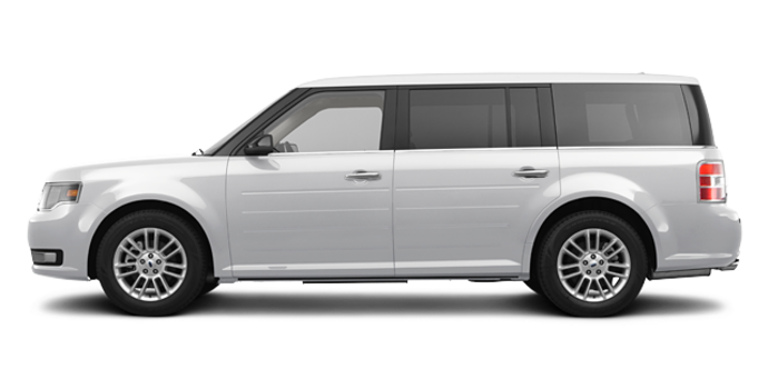 2016 Ford Flex SEL | Photo 4 | White Platinum