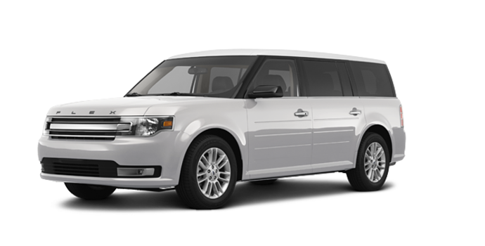 2016 Ford Flex SEL | Photo 6 | Oxford White