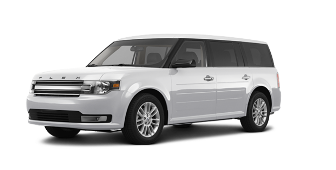 2016 Ford Flex SEL | Photo 6 | White Platinum
