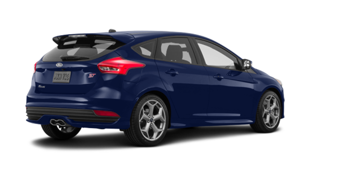 2016 Ford Focus Hatchback ST | Photo 5 | Kona Blue Metallic