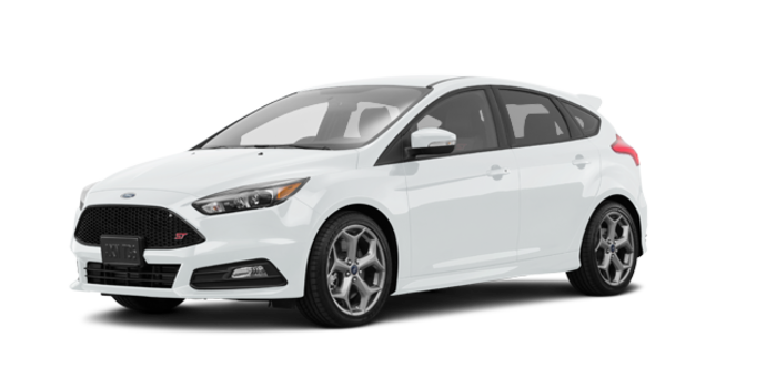 2016 Ford Focus Hatchback ST | Photo 6 | Oxford White