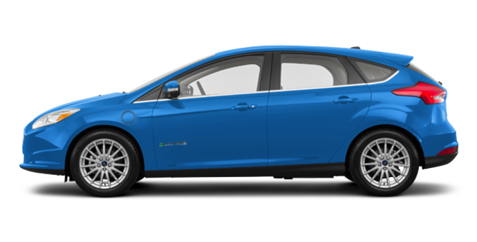 2016 Ford Focus electric BASE | Photo 4 | Blue Candy Metallic
