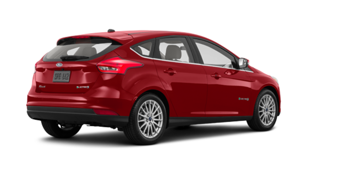 2016 Ford Focus electric BASE | Photo 5 | Ruby Red Metallic