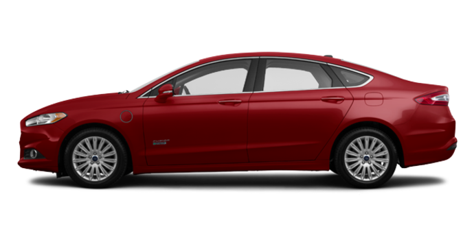 2016 Ford Fusion Energi SE | Photo 4 | Ruby Red