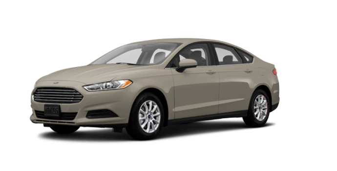 2016 Ford Fusion S | Photo 6 | Tectonic Silver