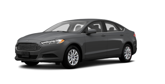 2016 Ford Fusion S | Photo 6 | Magnetic