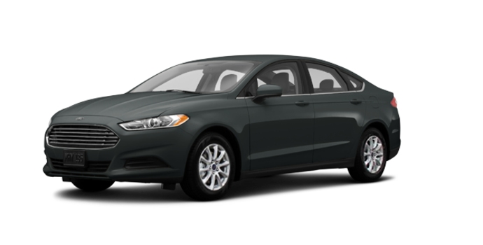 2016 Ford Fusion S | Photo 6 | Guard