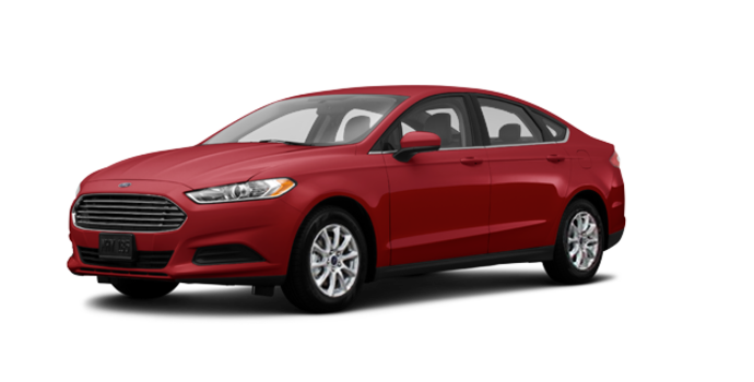 2016 Ford Fusion S | Photo 6 | Ruby Red