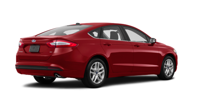 2016 Ford Fusion SE | Photo 5 | Ruby Red