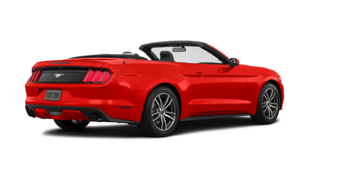 2016 Ford Mustang Convertible EcoBoost Premium | Photo 5 | Race Red