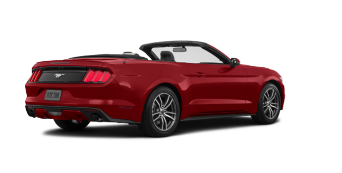2016 Ford Mustang Convertible EcoBoost Premium | Photo 5 | Ruby Red