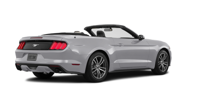 2016 Ford Mustang Convertible EcoBoost Premium | Photo 5 | Ingot Silver