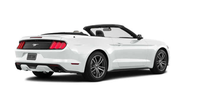 2016 Ford Mustang Convertible EcoBoost Premium | Photo 5 | Oxford White