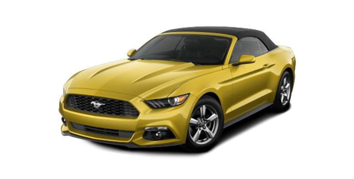 2016 Ford Mustang convertible V6 | Photo 6 | Triple Yellow