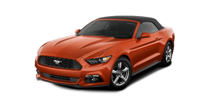 2016 Ford Mustang convertible V6 | Photo 6 | Competition Orange