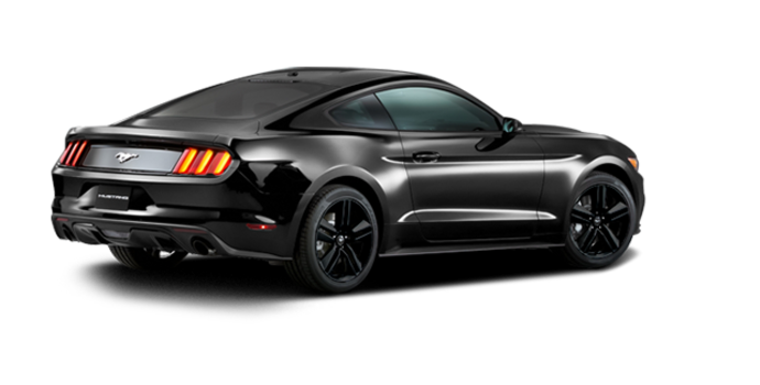 2016 Ford Mustang EcoBoost Premium | Photo 5 | Shadow Black