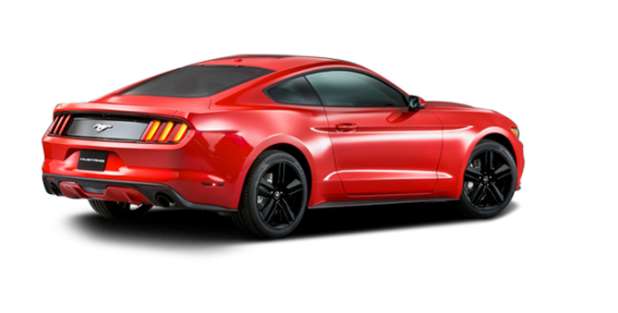 2016 Ford Mustang EcoBoost Premium | Photo 5 | Race Red