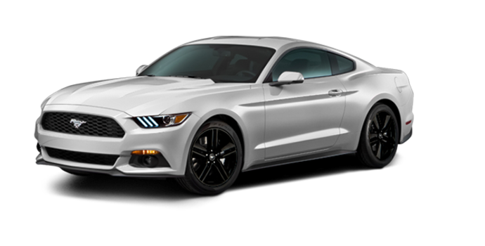 2016 Ford Mustang EcoBoost Premium | Photo 6 | Ingot Silver