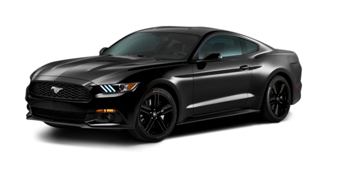 2016 Ford Mustang EcoBoost Premium | Photo 6 | Shadow Black