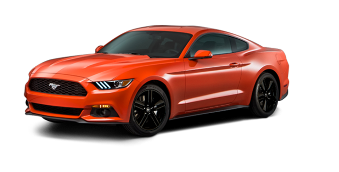 2016 Ford Mustang EcoBoost Premium | Photo 6 | Competition Orange