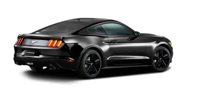 2016 Ford Mustang EcoBoost | Photo 5 | Shadow Black