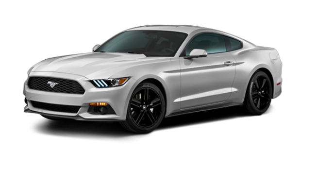 2016 Ford Mustang EcoBoost | Photo 6 | Ingot Silver