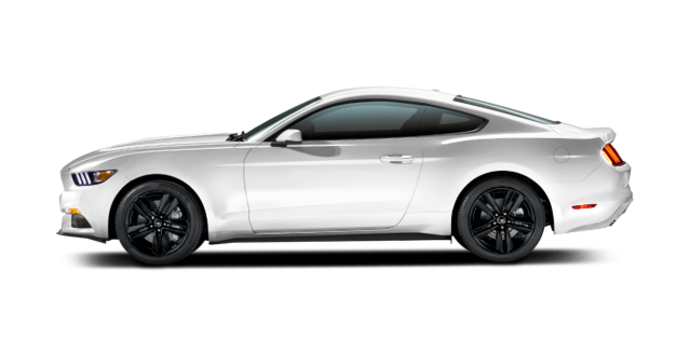 2016 Ford Mustang EcoBoost | Photo 4 | Oxford White