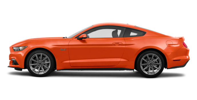 2016 Ford Mustang GT Premium | Photo 4 | Competition Orange