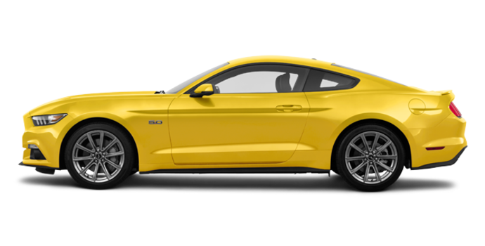 2016 Ford Mustang GT Premium | Photo 4 | Triple Yellow