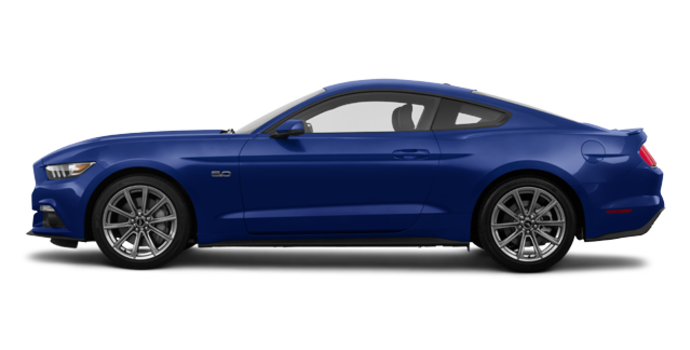 2016 Ford Mustang GT Premium | Photo 4 | Deep Impact Blue
