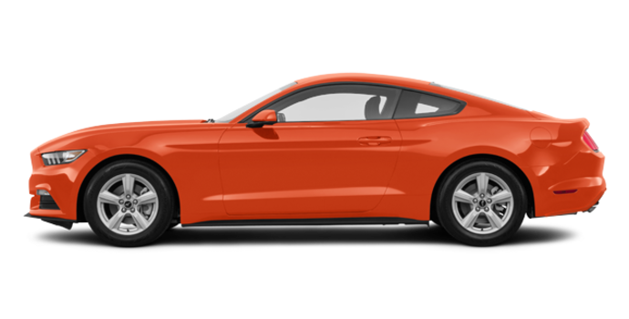 2016 Ford Mustang V6 | Photo 4 | Competition Orange