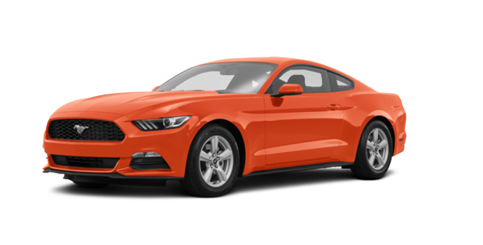 2016 Ford Mustang V6 | Photo 6 | Competition Orange