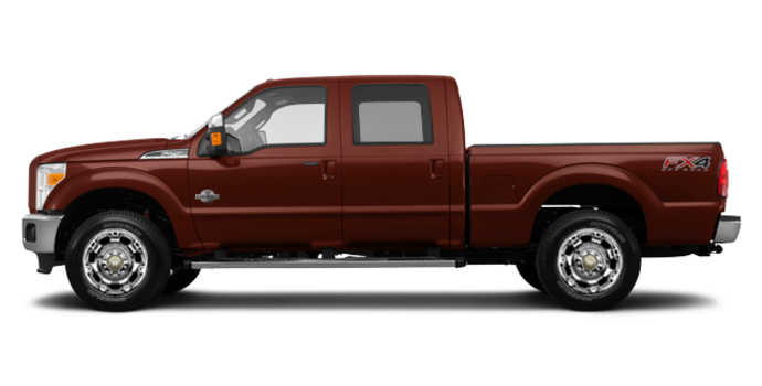 2016 Ford Super Duty F-250 KING RANCH | Photo 4 | Bronze Fire