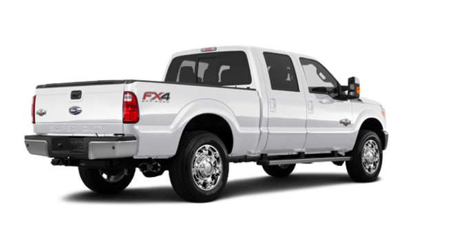 2016 Ford Super Duty F-250 KING RANCH | Photo 5 | White Platinum