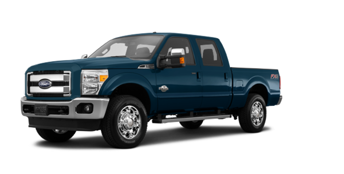 2016 Ford Super Duty F-250 KING RANCH | Photo 6 | Blue Jeans