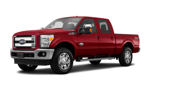2016 Ford Super Duty F-250 KING RANCH | Photo 6 | Ruby Red