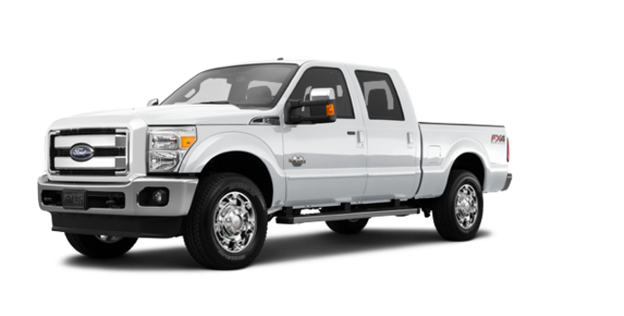 2016 Ford Super Duty F-250 KING RANCH | Photo 6 | Oxford White