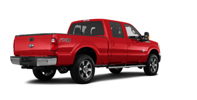 2016 Ford Super Duty F-250 LARIAT | Photo 5 | Race Red