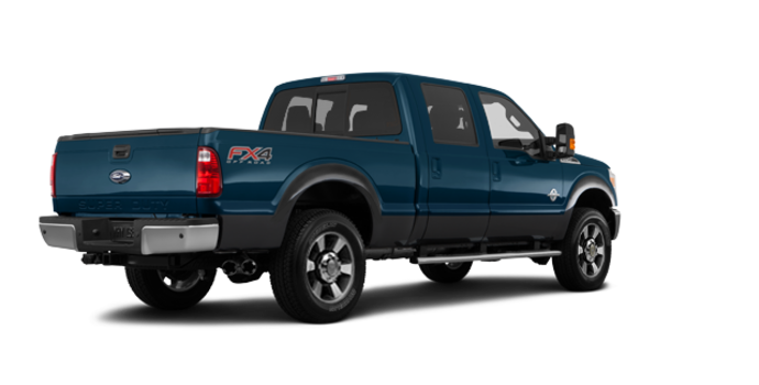 2016 Ford Super Duty F-250 LARIAT | Photo 5 | Blue Jeans / Magnetic