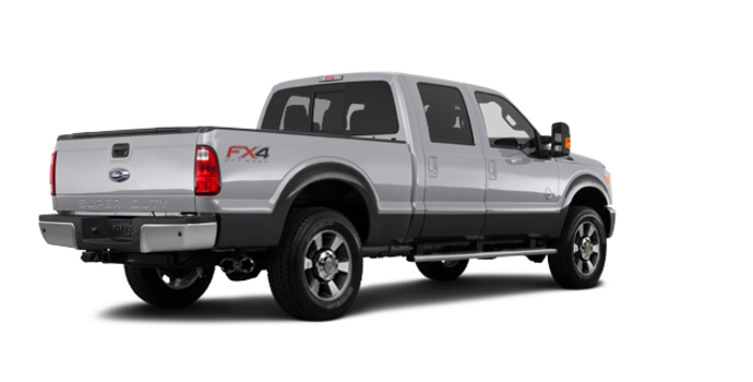 2016 Ford Super Duty F-250 LARIAT | Photo 5 | Ingot Silver / Magnetic