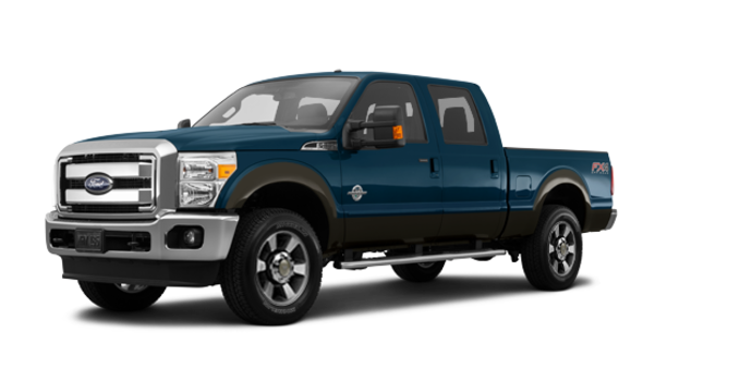 2016 Ford Super Duty F-250 LARIAT | Photo 6 | Blue Jeans / Caribou