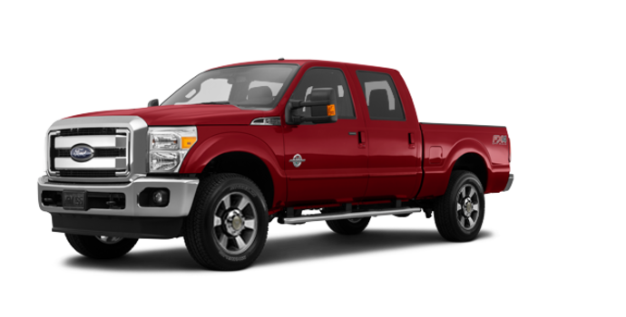 2016 Ford Super Duty F-250 LARIAT | Photo 6 | Ruby Red