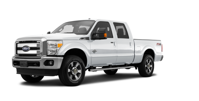 2016 Ford Super Duty F-250 LARIAT | Photo 6 | Oxford White