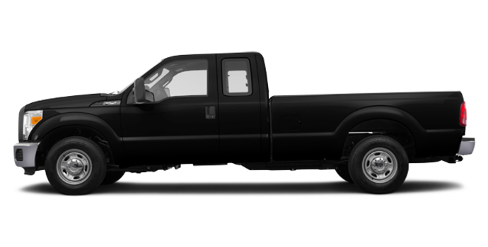 2016 Ford Super Duty F-250 XL | Photo 4 | Shadow Black