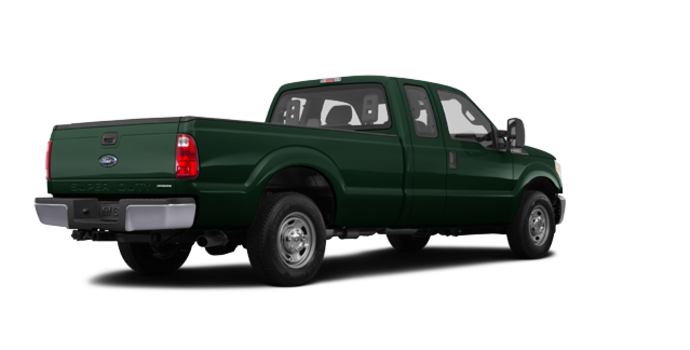 2016 Ford Super Duty F-250 XL | Photo 5 | Green Gem